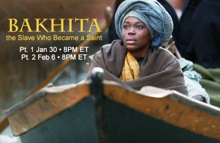 This image is from the EWTN movie, Bakhita: The Slave who Became a Saint.