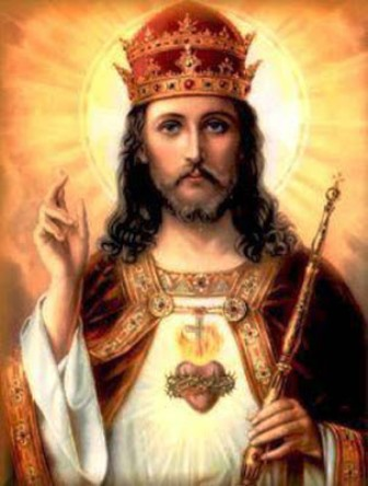 The Solemnity of Jesus Christ, King of the Universe is the last Sunday in Ordinary Time in the liturgical year of the Catholic Church.