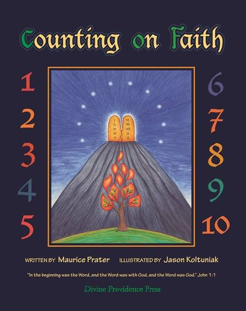 Counting on Faith is a scriptural counting book for children through age seven.