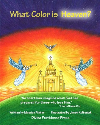 What Color is Heaven? is a picture book about colors found in the Bible and published by Divine Providence Press.