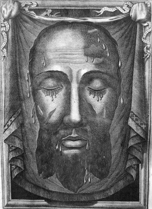 In a private revelation, Our Lord entrusted the Devotion of His Holy Face to Sister Mary of Saint. Peter.