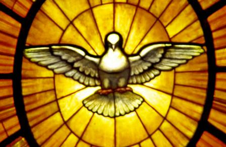 The Spirit of Truth is the Holy Spirit, the third person of the Holy Trinity: Father, Son, and Holy Spirit.