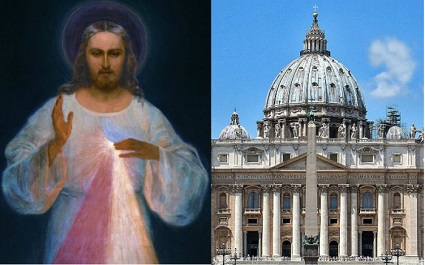 Plenary and partial indulgences granted by the Catholic Church from her treasury of merits is an act of Divine Mercy.