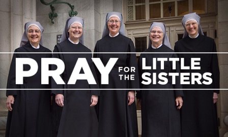 These courageous nuns are fighting for religious liberty which is being threatened by the Obama Administration's Contraception Mandate.