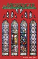 The front cover of The Messenger, Winter 2006-07 issue, features the original Martyrdom of Saint Wenceslaus stained glass window in Saint Wenceslaus Church in Saint Louis, Missouri.