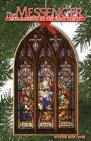 The front cover of The Messenger, Winter 2007-08 issue, features the restored Nativity of Jesus Christ stained glass window in Saint Wenceslaus Church in Saint Louis, Missouri.