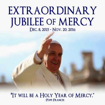 Pope Francis proclaimed an Extraordinary Jubilee Year of Mercy beginning on December 8, 2015.