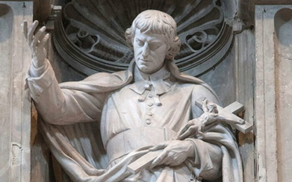 Saint Louis de Montfort proclaimed consecration to Jesus Christ through the Blessed Virgin Mary.