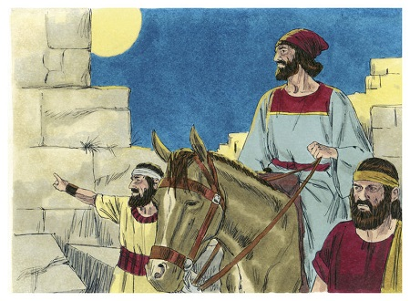 Nehemiah is the author of one of the books of the Old Testament, and he lead the rebuilding of the Jewish Temple.