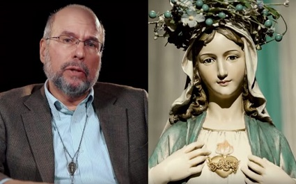 Atheist Roy Schoeman was converted by a mystical encounter with Our Lady as described on Shalom World TV.