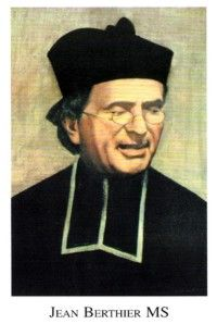 Servant of God Father John Berthier was a La Salette priest.