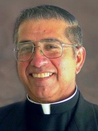 Very Reverend Philip Sosa, Provincial Superior of the North American Province of the Missionaries of the Holy Family.